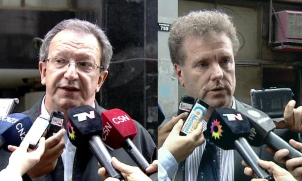 Marcelo Stubrin y Gerardo Milman