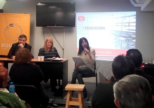 Margarita Stolbizer reunió a sus cuadros técnicos y militantes de la Ciudad de Buenos Aires para debatir sobre Educación, Seguridad, Salud, Género y Planeamiento Urbano.
