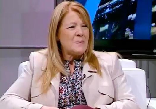 """Margarita Stolbizer en """"Las cosas como son"""" con Pablo de León"""