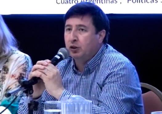 """""""Transformación de la educación para el acceso al trabajo digno"""". Lic. Daniel Arroyo."""