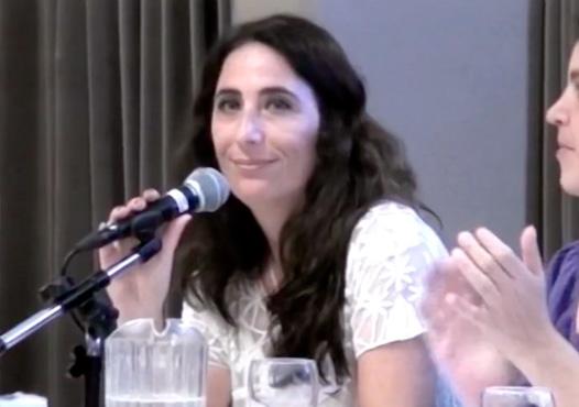 Palabras de Apertura del Congreso de Valeria Crespo Presidenta del GEN de Mar del Plata