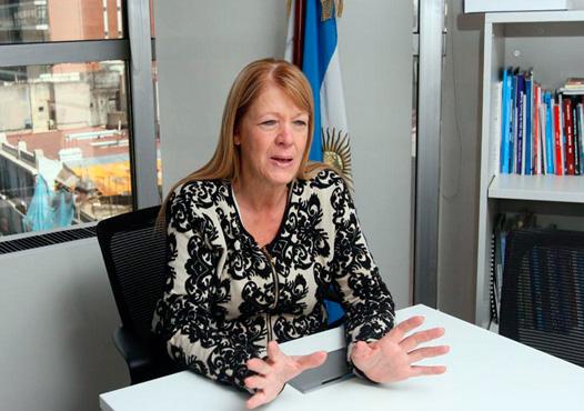 """Stolbizer: """"Frente al dictamen de la fiscal, los argumentos del gobierno sobre el acuerdo con el padre del presidente por el correo argentino, no resultan convincentes"""""""
