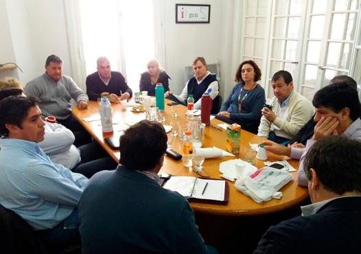 Esta mañana se reunió la Mesa Nacional del Partido GEN, presidida por el Senador Nacional y Presidente del Partido Jaime Linares, para analizar la situación partidaria en cada una de las provincias del país.