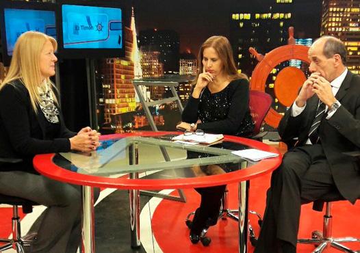 'Es muy potente lo que construimos con Sergio Massa en términos electorales'. 'Mauricio Macri y Maria Eugenia Vidal fueron elegidos por 4 años, acá se elige la construcción del congreso'.