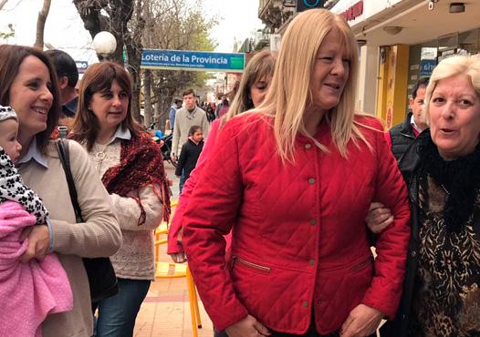 """STOLBIZER: """"Es urgente que el presidente Macri saque la plata del plazo fijo y la disponga para defender la situación de las inundaciones de la provincia. Y que la gobernadora prorrogue la declaración de emergencia en los distritos que tienen sus tierras bajo el agua""""."""