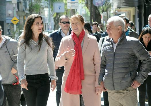 """Stolbizer en Zárate: """"El pasado no vuelve. No hay que tenerle miedo a Cristina ni al pasado"""""""