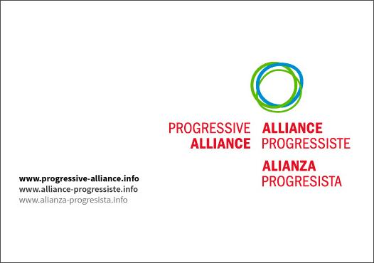 En su Convenio en marzo de 2017 Berlín, la Alianza Progresista adoptó entre otros documentos los principios rectores a fin de fortalecer la estructura organizativa de nuestra red. Los Principios Rectores también proporcionan una base fiable y transparente de las finanzas de la Alianza Progresista.