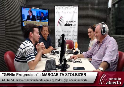 Programa de radio GENte Progresista - Miércoles 11 de Abril de 2018